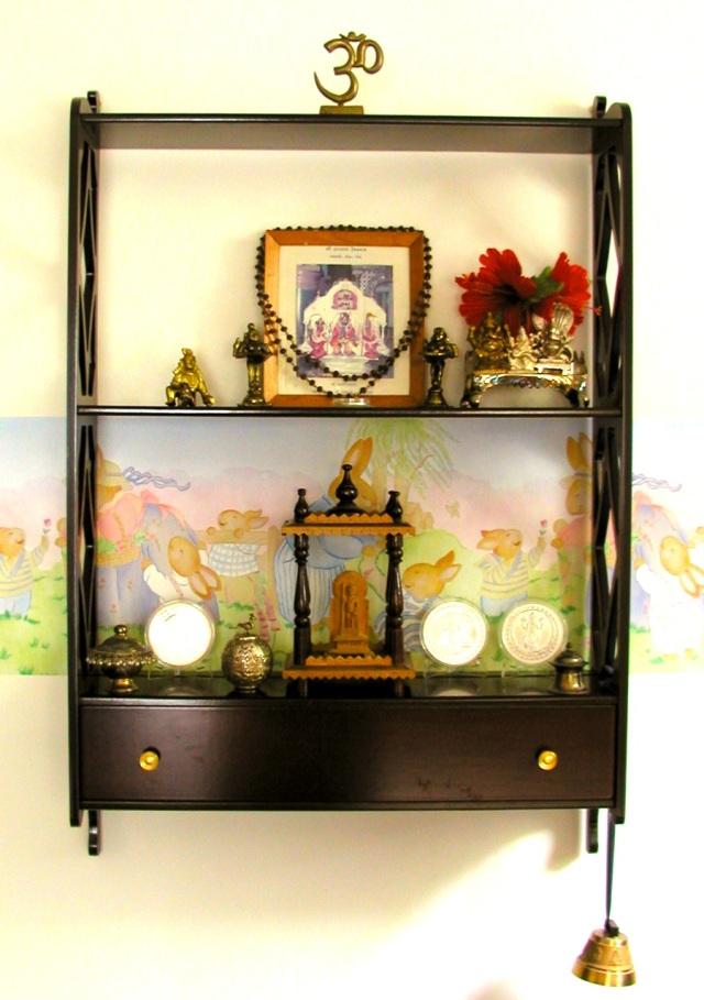 photo of Home Shrine: Shanteri Kamakshi Ramnath; Udupi Krishna by Arun Shanbhag