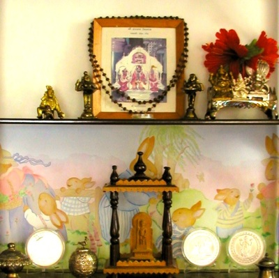 photo of Home Shrine: Shanteri Kamakshi Ramnath; Udupi Krishna by Arun Shanbhag