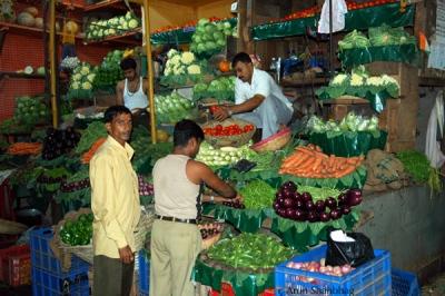 visit to vegetable market essay