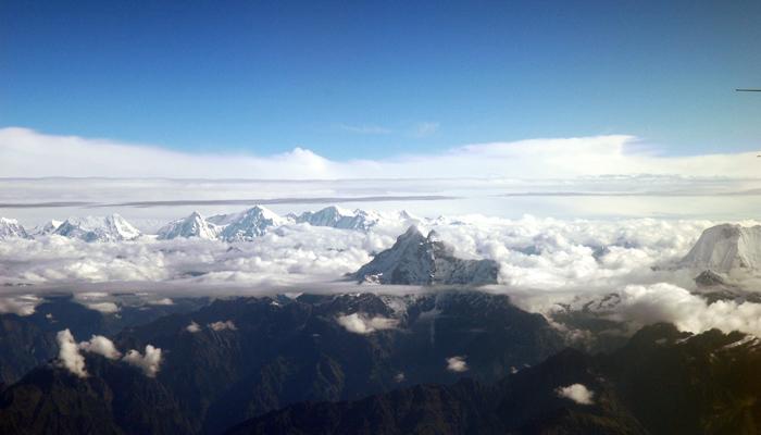 pics of Gauri Shankar Mount Everest by Arun Shanbhag