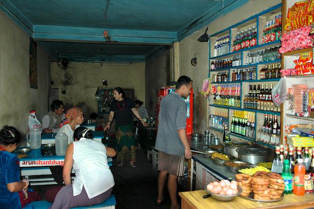 Pics from a Tea shop enroute from Kathmandu to Kodari by Arun Shanbhag
