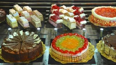 pics of Gerstner Bakery Vienna Austria by Arun Shanbhag