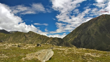 photos of mountains around Nyalama Tibet by Arun Shanbhag