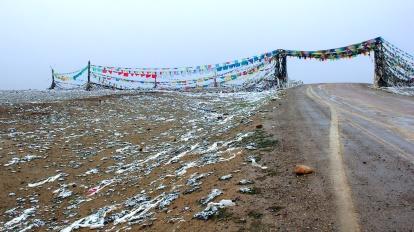 photos at Lalung La Pass Kailash Manasarovar by Arun Shanbhag