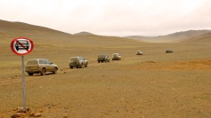 Photos of going off road towards Saga Kailash Manasarovar by Arun Shanbhag