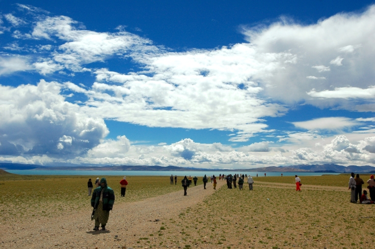 Seeking Meaning at Lake Manasarovar by Arun Shanbhag