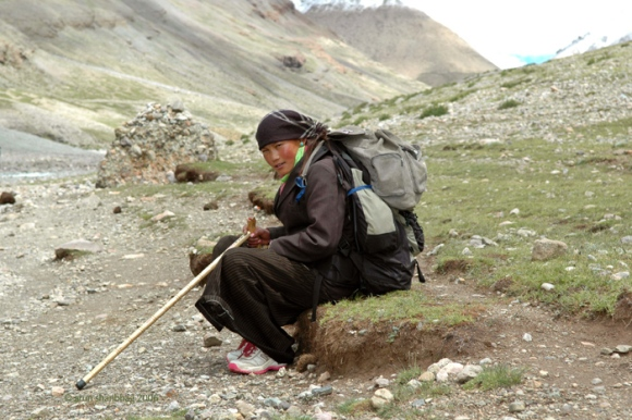 pics of Pema around the Parikrama of Kailash Yatra by Arun Shanbhag