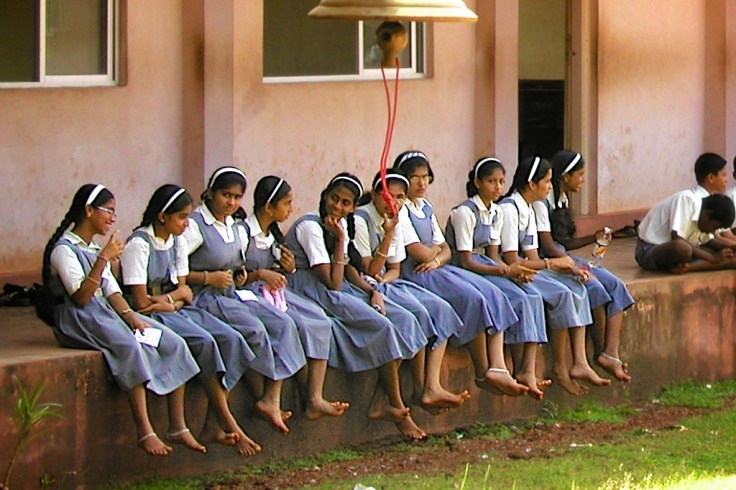 photos of CVSK High School Kumta by Arun Shanbhag