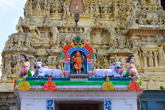 pics from Sri Kanchi Kamakoti Peetham Sri Kamakshi Ambal by Arun Shanbhag