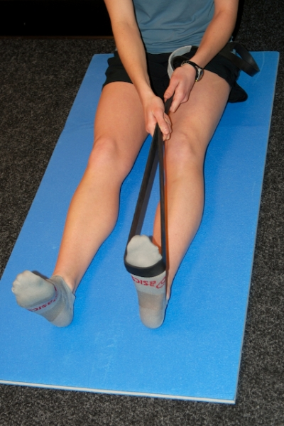 Very effective and simple stretches for heel pain and plantar fasciitis by Arun Shanbhag