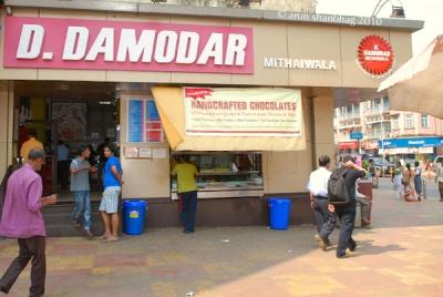 D Damodar Dadar Mumbai Sutarfeni & Mithai pics by Arun Shanbhag