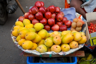 Apples and Mangoes