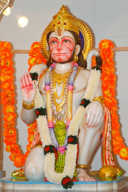 Picture of Hanuman Maruti by Arun Shanbhag