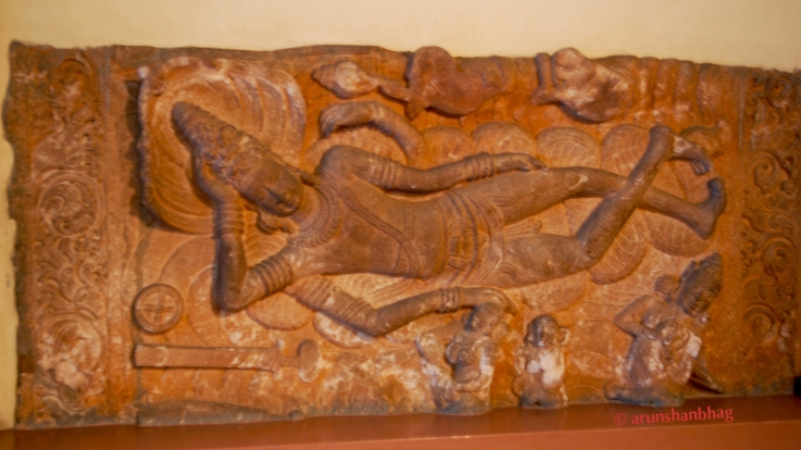 pics of Vishnu at the Chhatrapati Shivaji Museum, old Prince of Wales Museum, Mumbai by Arun Shanbhag