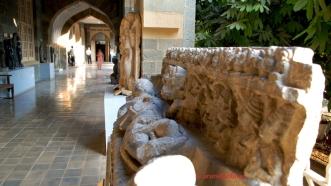 Vishnu pics at Chhatrapati Shivaji Museum, old Prince of Wales Museum, Mumbai by Arun Shanbhag