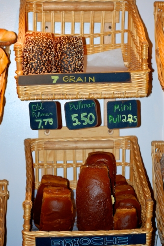Iggy's Bread, Boston; Pictures by Arun Shanbhag