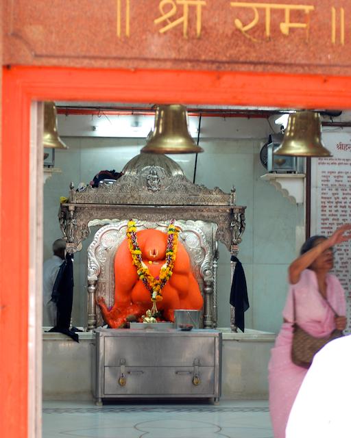 Hanuman Jayanti Maruti at the Picket Rd Hanuman Temple pics by Arun Shanbhag