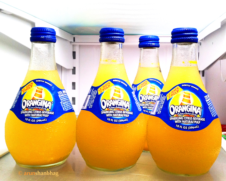 Orangina from Trader Joes
