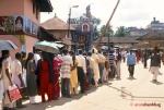 Pics devotees at Udupi Shri Krishna Muth during Krishna Janmashtami Gokulashtami by Arun Shanbhag