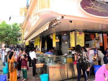 Pics from Shri Krishna Snacks, Dadar Mumbai by Arun Shanbhag