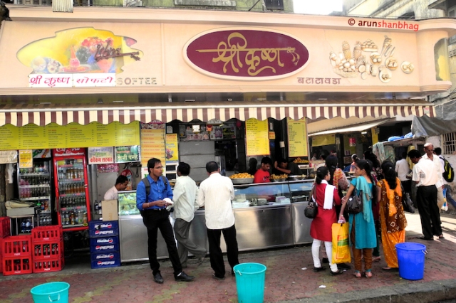 Pics from Shri Krishna Snacks, Dadar Mumbai by Arun Shanbhag