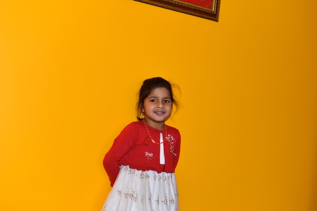 pictures of Meera turns five by Arun Shanbhag