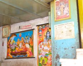 Pictures of making Chikki in Mumbai by Arun Shanbhag