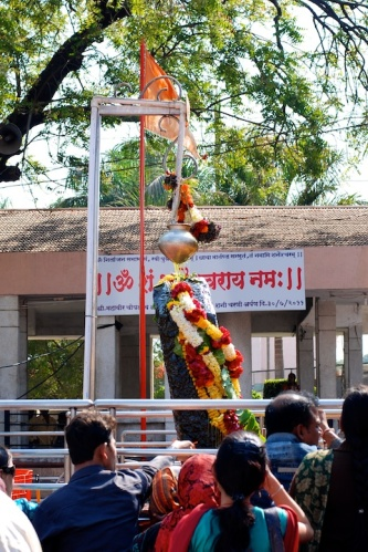 pics from the Shanishingnapur temple for Saturn by Arun Shanbhag