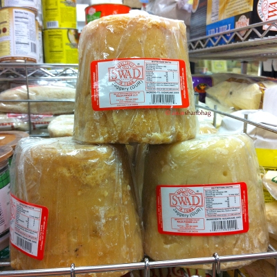 Pictures of jaggery in Boston by Arun Shanbhag