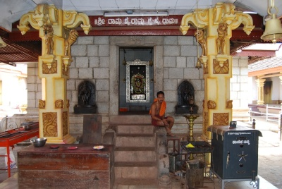 pics from the Hanumant Devasthan temple in Bhatkal Karnataka by Arun Shanbhag