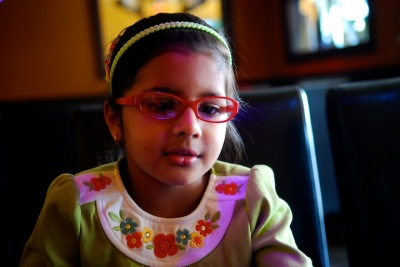 photos of Meera at a Sushi Restaurant in Boston by Arun Shanbhag