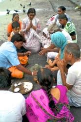 photos from Agniteertham in Rameshwaram by Arun Shanbhag