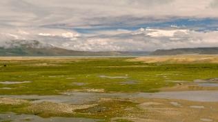 photos of Peigutso Lake in Tibet by Arun Shanbhag