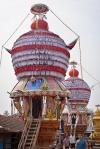 Photos of the ratha at Krishna Muth udupi Karnataka by Arun Shanbhag