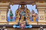 Photos of Main Gopuram of the Shri Krishna Muth, Udupi, Karnataka by Arun Shanbhag