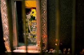Photos at Hanuman Shrine at the Shri Krishna Muth, Udupi, Karnataka by