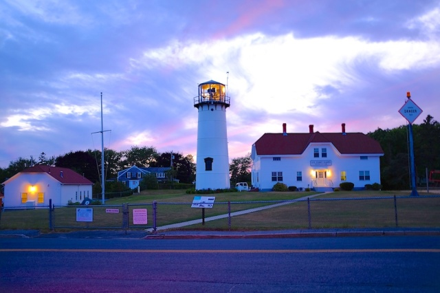 pics photos of Lighthouse at the Chatham Bars Inn Cape Cod by Arun Shanbhag