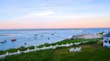 pics photos of beach at the Chatham Bars Inn Cape Cod by Arun Shanbhag