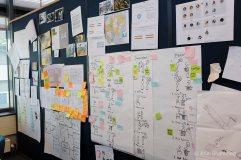 Arun Shanbhag TU Delft Industrial design pics post-its