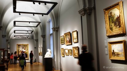 pics from picture galleries Rijksmuseum Netherlands by Arun Shanbhag