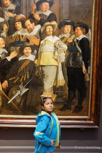 Dutch masterpieces from Rijksmuseum Netherlands by Arun Shanbhag