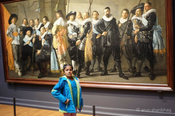 Dutch masterpieces from Rijksmuseum Netherlands by Arun Shanbhag